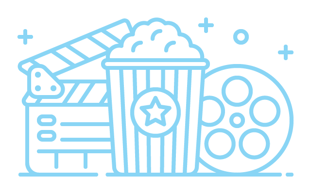 Movie related icons
